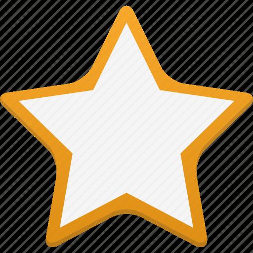 bookmark, empty, favorite, favorites, star icon