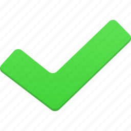 accept, check, checkmark, mark, ok, success, tick, validation, yes icon