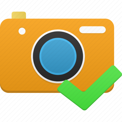 accept, camera, photo, picture icon