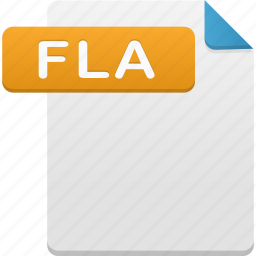 document, file, flash, format icon