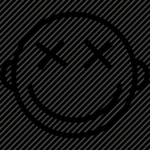 emoji, emoticon, emoticons, emotion, face, happy, smiley icon