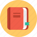 book, contacts, content, list icon