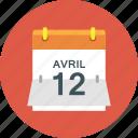 calendar, date, event, rdv icon