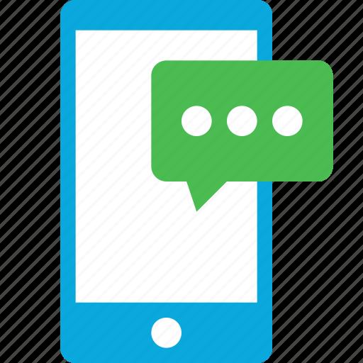 marketing, message, mobile, phone, seo icon
