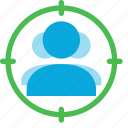 audience, market, marketing, seo, target, user
