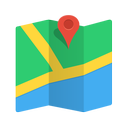 google maps, locate, location, map, marker, navigation, pin, pointer, position icon