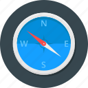 adventure, compass, direction, location, navigate, navigation, travel icon
