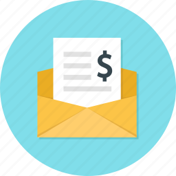 email, email marketing, marketing, news letter, seo letter icon