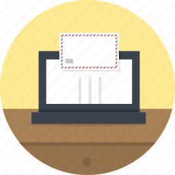 letter, mail integration, mail notification, news, news letter icon