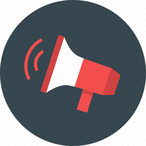 marketing, megaphone, seo, seo marketing, web marketing icon