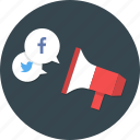 social media research, campaign, media, social media marketing, social media campaign, social icon