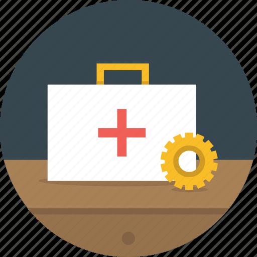 health, technical, web health, web monitoring icon