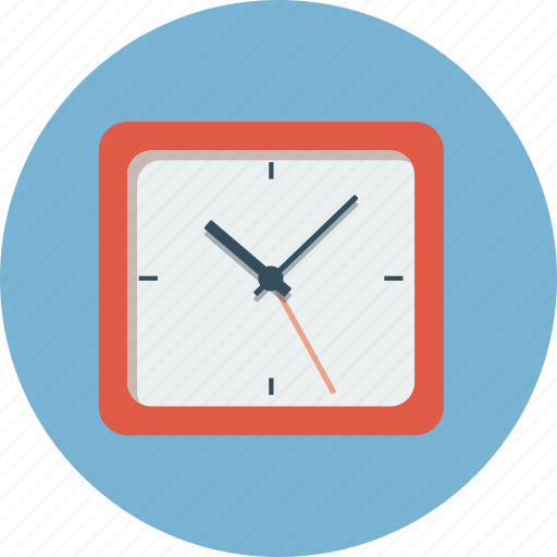 alarm, clock, date, reminder, time, timer, watch icon