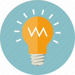 brainstorming, bulb, creativity, idea, light, lightbulb icon