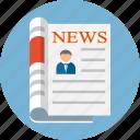 press, news, newsletter, media, newspapers, newspaper, paper