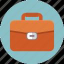 portfolio, bag, briefcase, case, luggage, work, suitcase