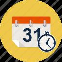 calendar, event, clock, date, timer, agenda, time