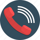 call, customer service, help, phone, service, support, telephone icon