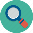 detective, find, loupe, magnify, glass, search, zoom