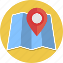 pin, pointer, mark, location, map, place, position