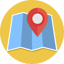 location, map, mark, pin, place, pointer, position icon