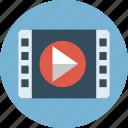 film, media, movie, play, video