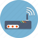 internet, router, wi-fi, wifi, wireless icon