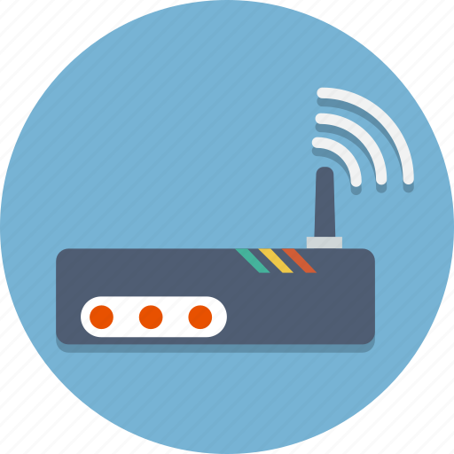 internet, router, wi-fi, wifi, wireless icon