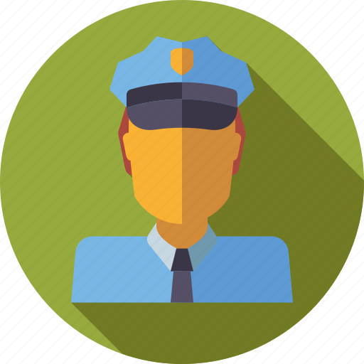 Cop, crime, justice, law, occupation, police, policeman icon - Download on Iconfinder