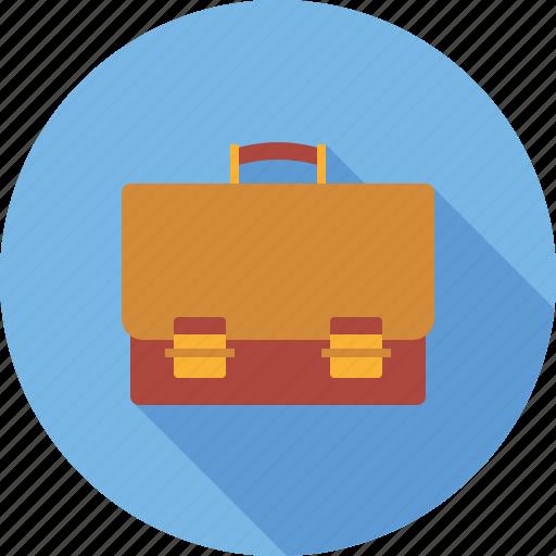 briefcase, crime, justice, law icon