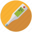 equipment, fever, medicine, pharmaceutics, temperature, thermometer icon