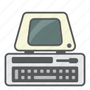 computer, desktop, old, pet, tech, vintage, vmware icon