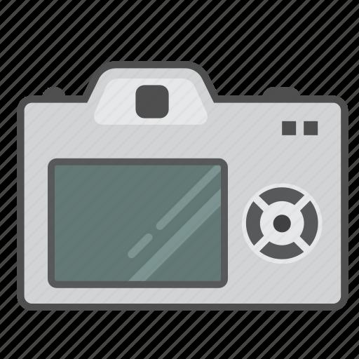 camera back, cannon, cannon rebel, digital slr, nikon, nikon camera, photography icon