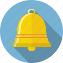 alarm, alert, bell, christmas, date, ringing icon