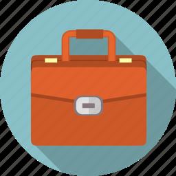 briefcase, business, businessman, case, portfolio, suitcase, work icon