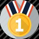 win, winner, emblem, award, medal, achievement, prize