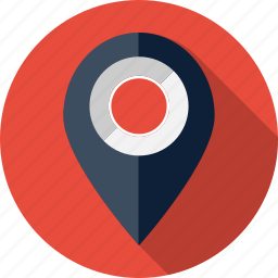 location, map, marker, navigation, pin, pointer, position icon
