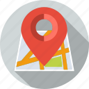 adress, home, location, map, navigation, pointer, position icon