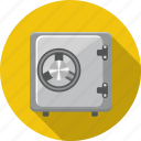 bank, cash, deposit, money, protect, safe, security icon