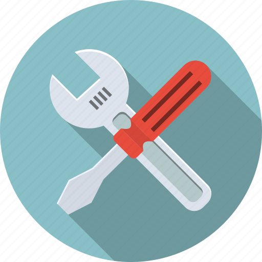 options, repair, screwdriver, settings, setup, tools, wrench icon