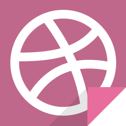 communication, dribbble, dribbble logo, social media, social network icon