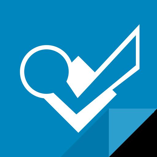 communication, foursquare, foursquare logo, social media, social network icon