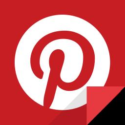 communication, pinterest, pinterest logo, social media, social network icon