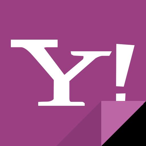 communication, social media, social network, yahoo, yahoo logo icon