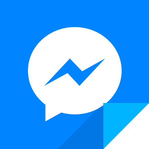 communication, facebook, facebook messenger, facebook messenger logo, messenger icon