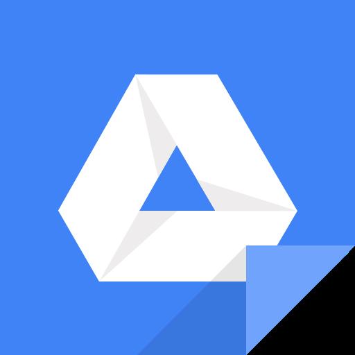 communication, drive, google, google drive icon