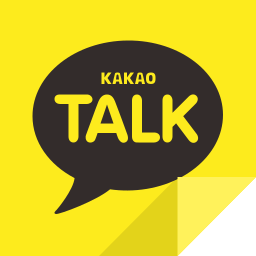 communication, kakao, kakao logo, kakao talk icon