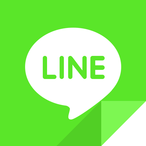 communication, line, line logo icon