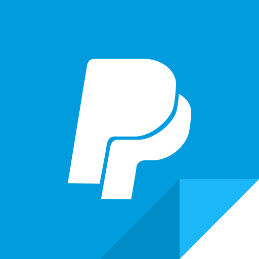 e commerce, payment, paypal icon