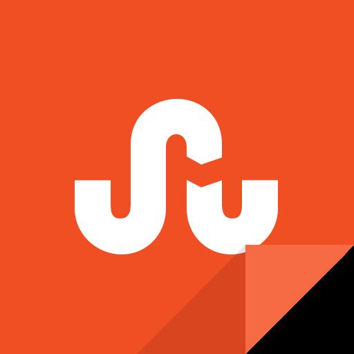 communication, stumble logo, stumbleupon icon